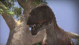 European Torvosaurus v...Torvosaurus Vs Tyrannosaurus