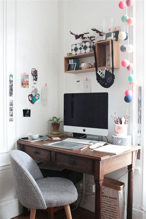 bureau pour imac 27 best 25 workspace desk ideas on ikea study