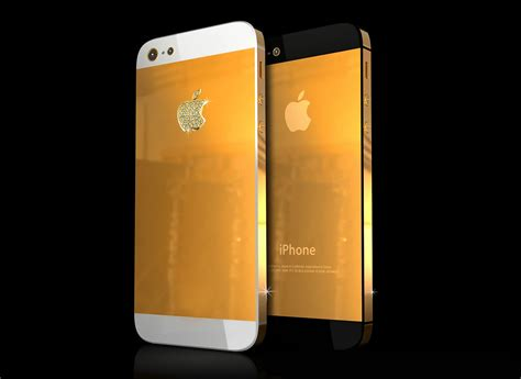 gold iphone 5 stuart hughes solid gold iphone 5 stuart hughes