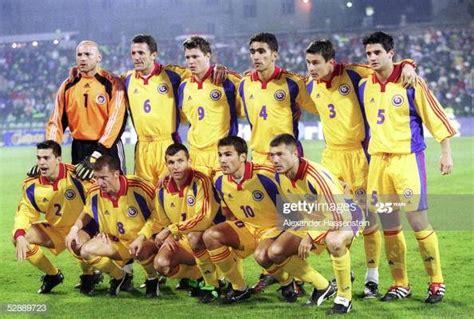 Das team um lionel messi setzt nun auf die macht des sagenumwobenen stadions von boca juniors. WM QUALIFIKATION 2001, Ljubljana; SLOWENIEN - RUMAENIEN 2 ...