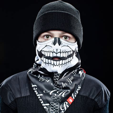 He has said that his parents often played jamaican music around the house. Airhole Standard 1 Thug Facemask - Snowboard & Ski Face ...