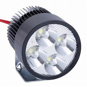Led Spot 12v : 12v 85v 20w super bright led spot light head lamp motor bike car motorcycle be ebay ~ Watch28wear.com Haus und Dekorationen
