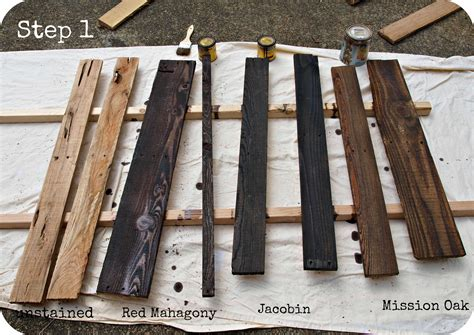 how to paint wood how to age wood with paint and stain simply swider