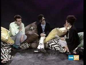 The Smiths - Spanish TV Interview 1985 - YouTube
