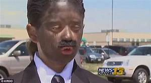 Sean King leaves school after dressing in blackface for ...