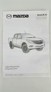 New Genuine Mazda Bt