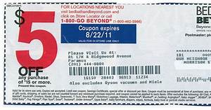 bed bath and beyond free coupon and shopping guide 5 off With bed bath and beyond coupon policy