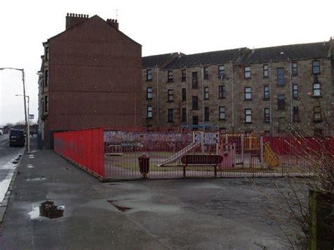 Play Park In Glasgows East End Stephen Sweeney