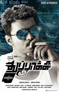 Thuppakki First Look | Thuppakki Movie Poster - Picture ...