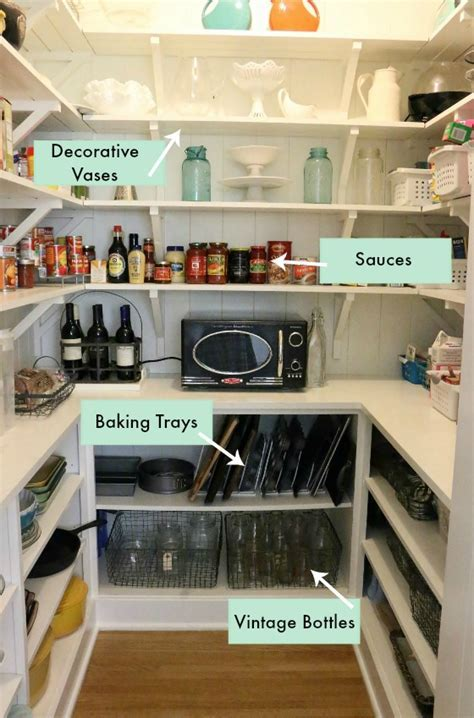 How To Organize A Pantry   Pantry, Organizing and Learning