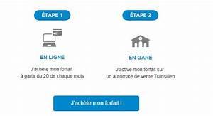 Automate Essence Carte Bancaire : nouveau achetez votre forfait navigo en ligne et rechargez le sur un automate transilien ~ Medecine-chirurgie-esthetiques.com Avis de Voitures