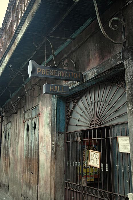 preservation hall wikipedia