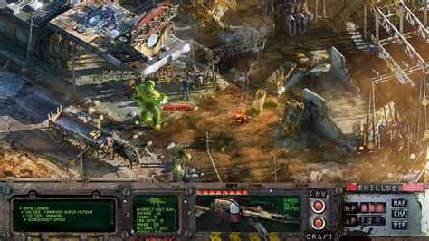 fallout     isometric game  rad vg