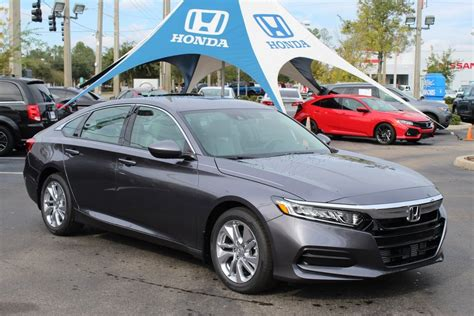2019 honda accord sedan new 2019 honda accord lx 4d sedan in gainesville a034968