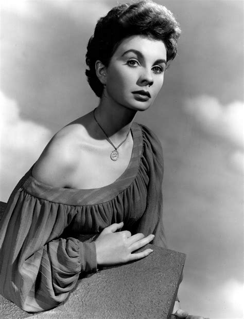 Classic Actresses from the Silver Screen: Jean Simmons