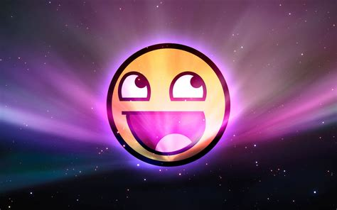 [Image - 45198]   Awesome Face / Epic Smiley   Know Your Meme