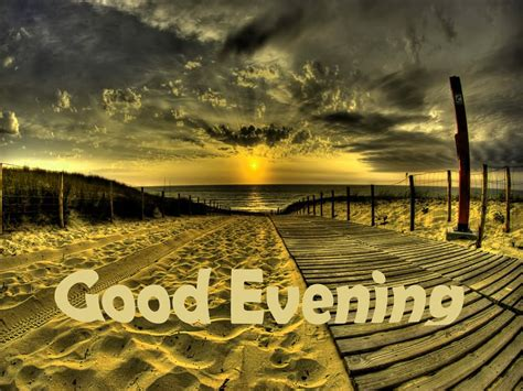 attractive good evening pictures images