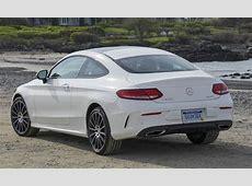 2017 MercedesBenz CClass Coupe First Drive Review