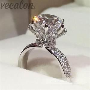 female diamond rings wedding promise diamond With cz diamond wedding rings