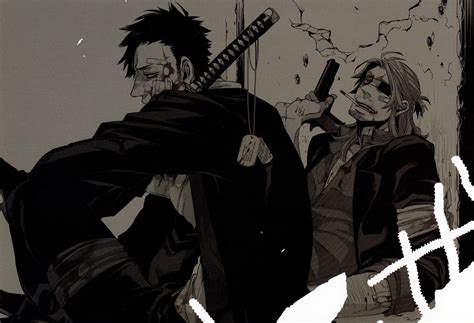 Gangsta Anime Wallpaper - gangsta anime wallpaper 77 images