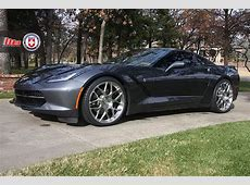 C7 Corvette Stingray on HRE Wheels 44 CorvetteForum