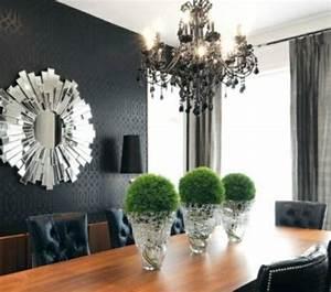 Wandspiegel Design Modern : 25 elegante esszimmer designs in verschiedenen stilen ~ Indierocktalk.com Haus und Dekorationen