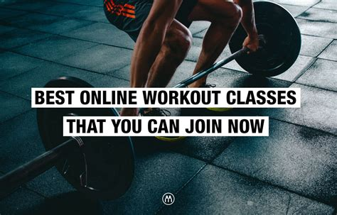 workout classes    join  masses