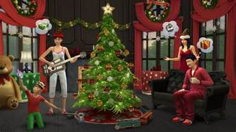 the sims 4 holiday celebration free game pack sims online