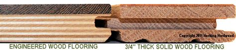 solid wood or engineered wood all about engineered wood flooring