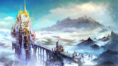 final fantasy xiv  realm reborn hd wallpaper