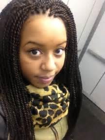 Senegalese Twists Black Women