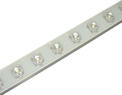 china flux led light bar with plastic housing