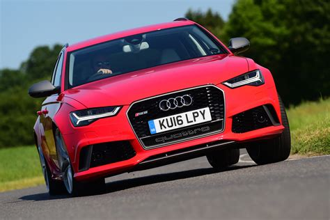 Audi Rs6 Avant Performance 2018 Review Auto Express