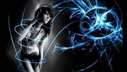 Techno Mix Cool Dj Ecran Fond