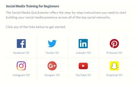 free social media courses 12 free social media marketing courses to boost your