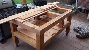 Tisch Für Handkreissäge : tisch f r primo oval eigenbau grillforum und bbq ~ Frokenaadalensverden.com Haus und Dekorationen