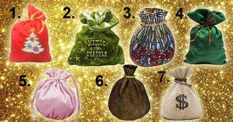 TESTS. Izvēlies dārgumu maisiņu - tas norādīs, kā vari ...