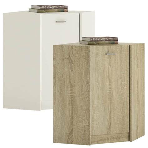 Cupboard Cheap by 4you Corner Cupboard In Oak Or White Cheap Furniture