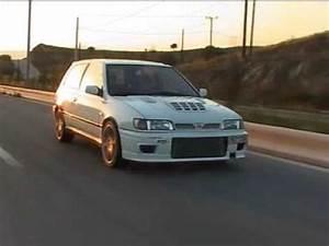 Nissan Sunny Gti R : max power gr tv nissan sunny gtir 500ps youtube ~ Dallasstarsshop.com Idées de Décoration
