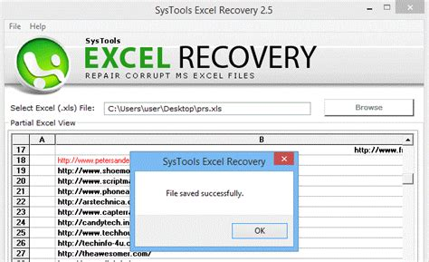 microsoft excel corrupt file recovery tool microsoft excel file repair software to fix corrupt xls