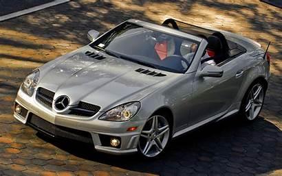 Amg Slk Benz Mercedes 2008 Ws