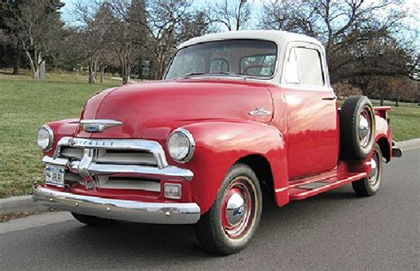 first chevy car 1955 chevy first series 3100 pickup