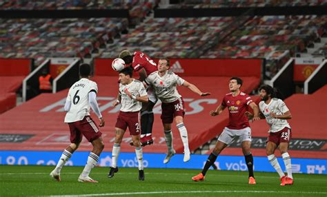 Manchester United player ratings vs Arsenal - The 4th Official