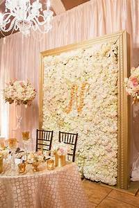 10 Brilliant Flower Wall Wedding Backdrops for 2018 - Oh