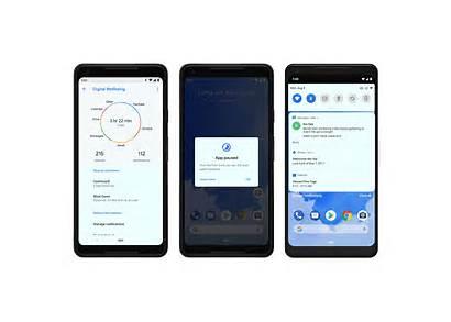 Android Pie Pixel Wellbeing Google Estar Bem