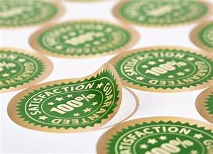 round stickers sticker printing With circular labels for printing