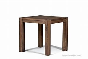 Gartenstühle Und Tisch : esstisch rio bonito 80 80 cm quadratisch pinie massivholz ge lt und gewachst holz tisch ~ Markanthonyermac.com Haus und Dekorationen