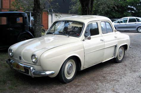 Image Renault Dauphine