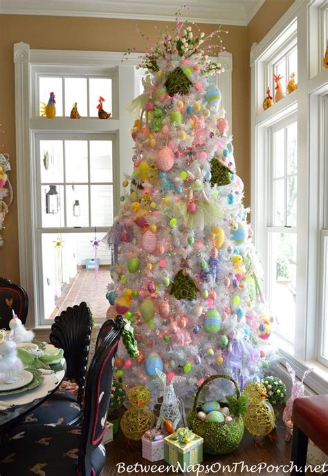 Decorating Ideas For Easter by Best 25 Easter Tree Ideas On Easter Tree