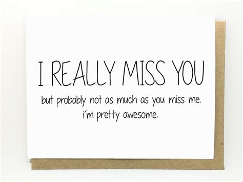 funny i miss you quotes pictures